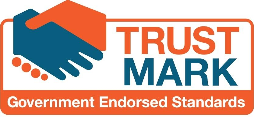 Trustmark logo no text