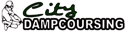 city dampcoursing logo